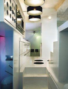 white-kitchenette-shiny-loos